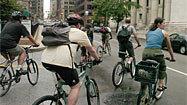 Baltimore ranks 11<sup>t</sup><sup>h</sup> among major U.S. cities in biking and walking, Washington second