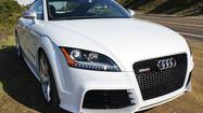 Saturday Drive: Audi TT RS