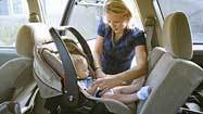 Doctors' group pushes for new child safety seat standards in Maryland