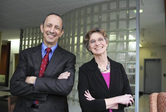 Drs. Geoffrey L. Greif and Kathleen Holtz Deal