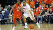 "Teel Time: UVa walks ""fine line"" again in 65-61 ACC victory over Clemson"