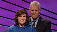 10 awkward questions with … 'Jeopardy!' contestant Sarah Bart
