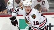'Best leader' Toews among Hawks scoring in rankings