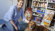 Woman's pet cause helps needy owners of dogs, cats