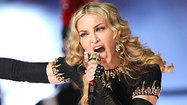 Madonna sells, sells, sells at Super Bowl halftime