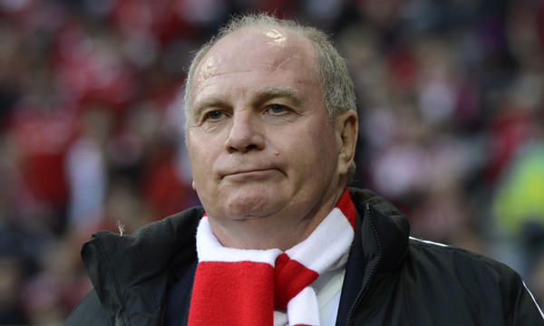 Bayern Munich president Uli Hoeness faces jail time after being convicted this week of tax evasion in Germany.