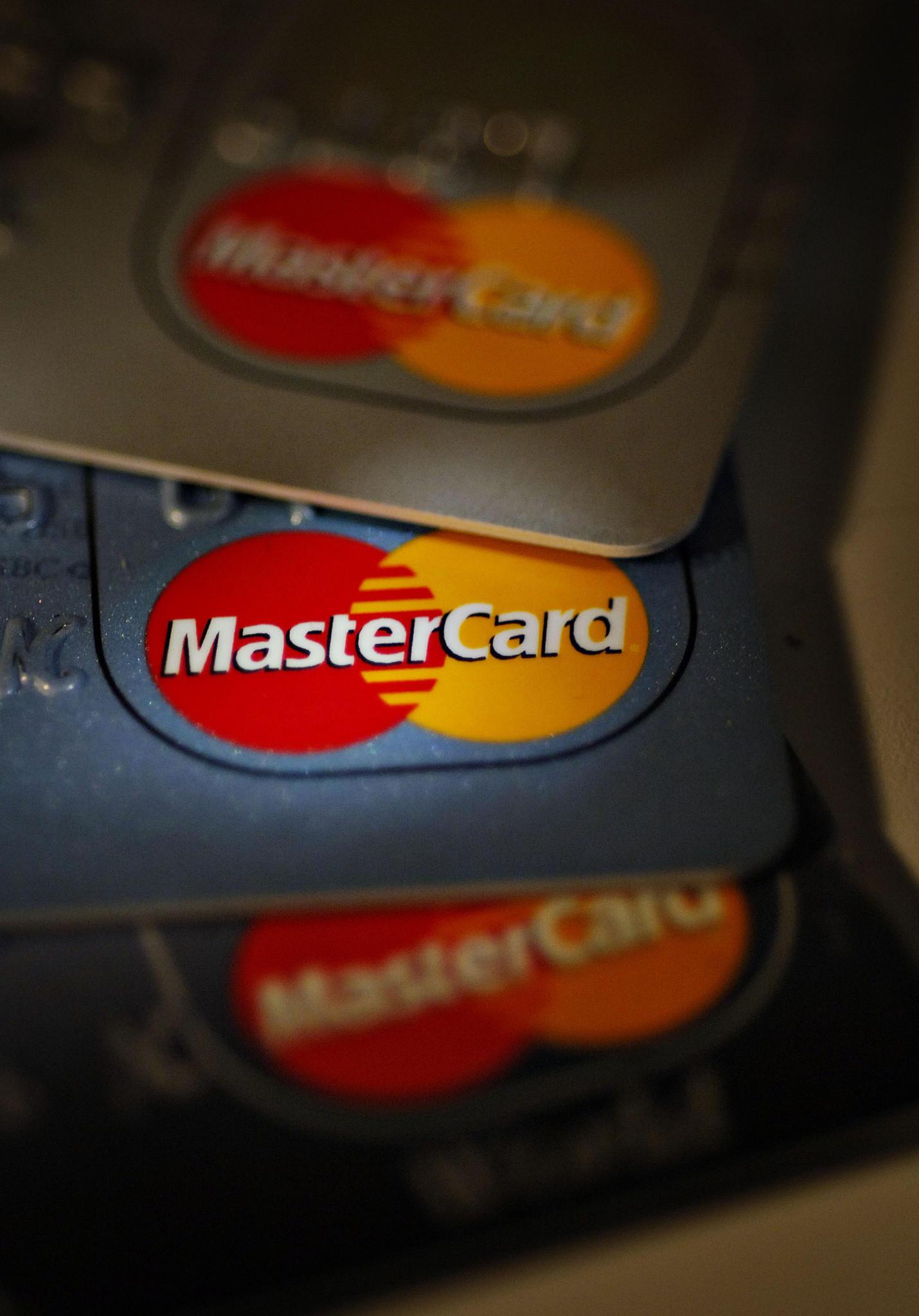 MasterCard credit cards