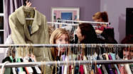 Benefits abound at clothes swap parties