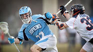 No. 8 Virginia beats No. 10 Hopkins in lacrosse, 11-10 in OT