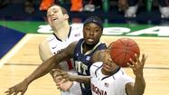 Virginia's bench covets playing time heading into NCAA tourney game against Memphis