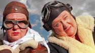 Clarissa Dickson Wright dies at 66; costar of TV's 'Two Fat Ladies'