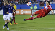 Chivas USA gives up three goals in short span, loses to FC Dallas, 3-1