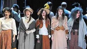 Sweeney Todd kicks off Freddy Award season this weekend