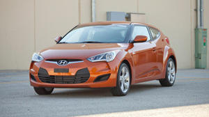 Car review: 2012 Hyundai Veloster