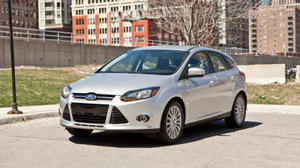 Car review: 2012 Ford Focus