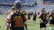 Pictures: Men's college lacrosse 2012