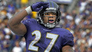 Ravens' pursuit of new deal with Ray Rice starts now