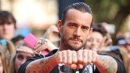 Chicago's CM Punk takes Twitter war with Chris Brown to video
