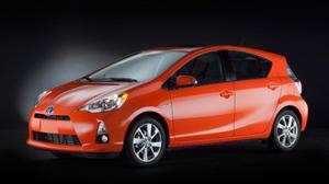 Car review: 2012 Toyota Prius C