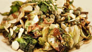 Culinary SOS: Cleo's Brussels sprouts