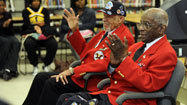 Tuskegee Airmen offer insights into era of segregation