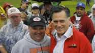 <b>Pictures:</b> Fans at the 2012 Daytona 500 events