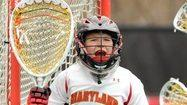 Lacrosse Q&A: Maryland senior goalie Brittany Dipper