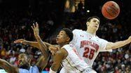 In sizing up North Carolina, Maryland's focus is on rebounding