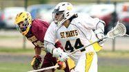 Lacrosse Q&A: St. Mary's attackman John Dehm