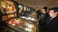 Pinball Hall of Fame in Las Vegas tilts toward nostalgia