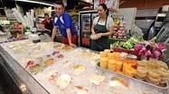 Baltimore targets 'food deserts'