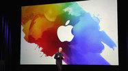 Apple introduces the iPad 3