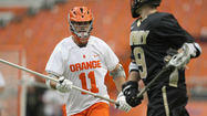 Young Syracuse still seeking identity as test at Hopkins awaits
