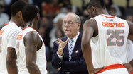 Syracuse survives controversial ending