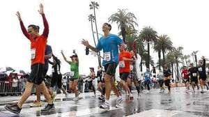 Lessons learned running a first marathon