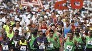 Resources for marathon training