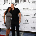 Comedian Gary Owen and his wife