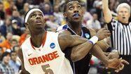 Syracuse forward C.J. Fair hopes to recapture Big East form in Sweet 16
