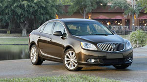Buick Verano isn't up to running with a younger crowd