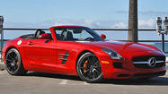 Saturday Drive: Mercedes-Benz SLS AMG Roadster