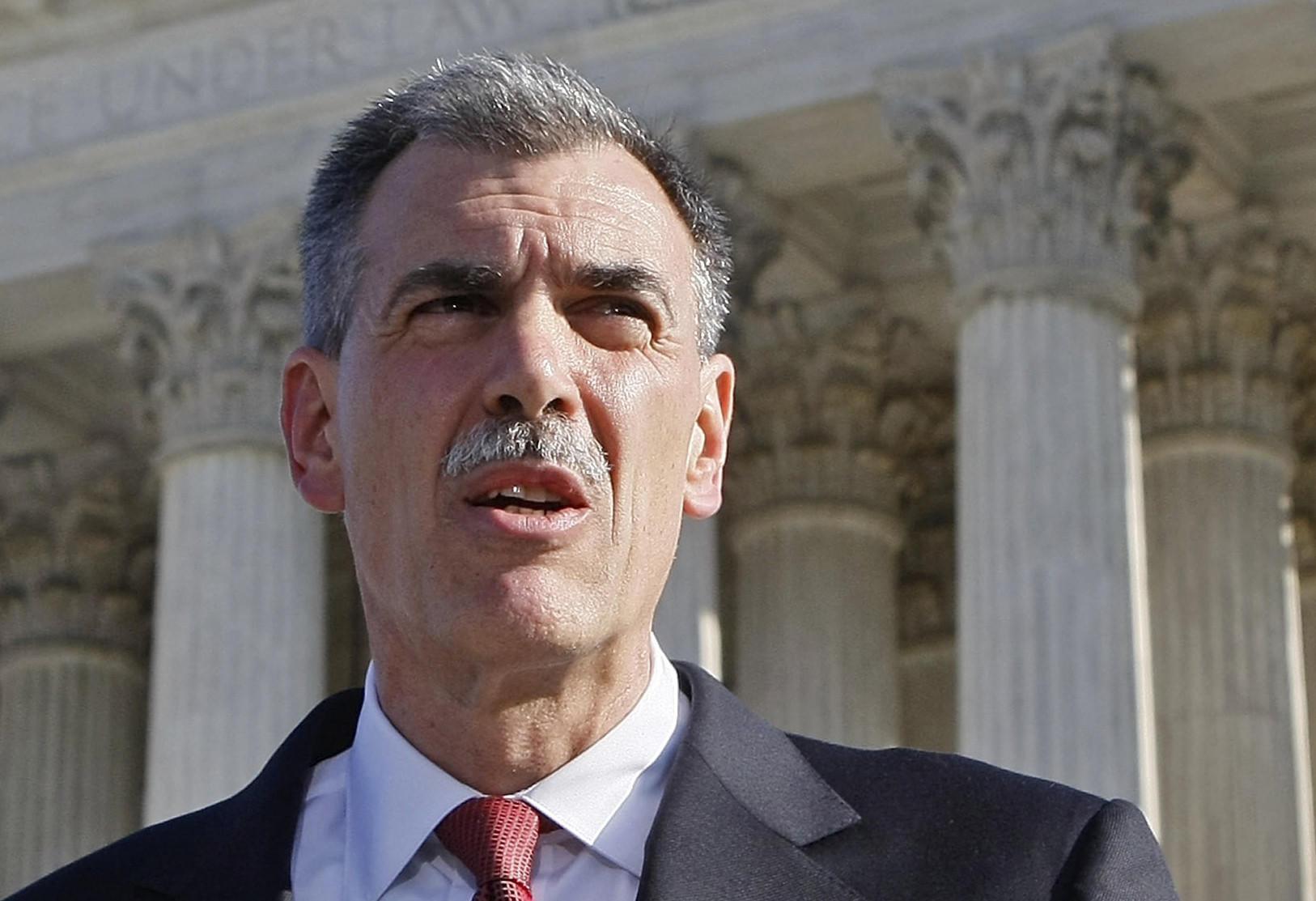 U.S. Solicitor Gen. Donald Verrilli Jr. will defend Obamacare's contraceptive mandate before the Supreme Court.
