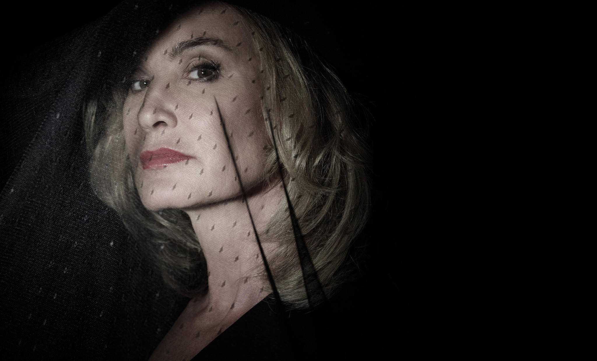 """Jessica Lange as Fiona in """"American Horror Story: Coven."""""""