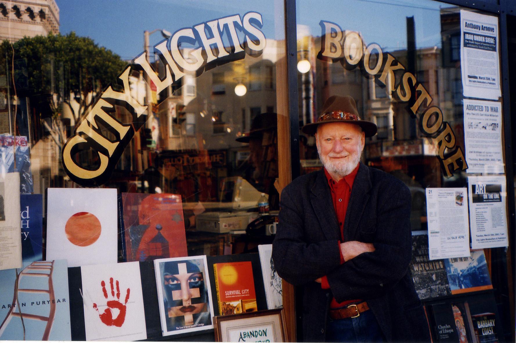 Happy th birthday Lawrence Ferlinghetti LA Times