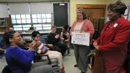 Baltimore Teachers Union surprises special educator with extreme classroom makeover