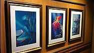 Pictures: Art aboard the Disney Fantasy