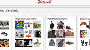 Pinterest: pinning your interests