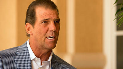 Bisciotti says that team will stick with Rice as he battles leg…
