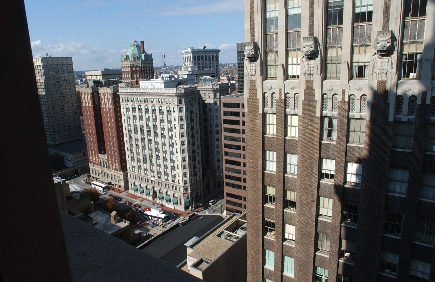 Lord baltimore hotel celebrates renovation for Lord of baltimore hotel