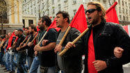 Unrest in Athens