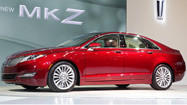 New York auto show: Lincoln's MKZ just needs some attention